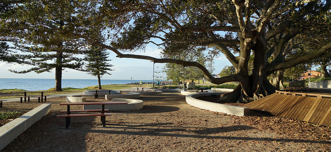 Scarborough Foreshore Park