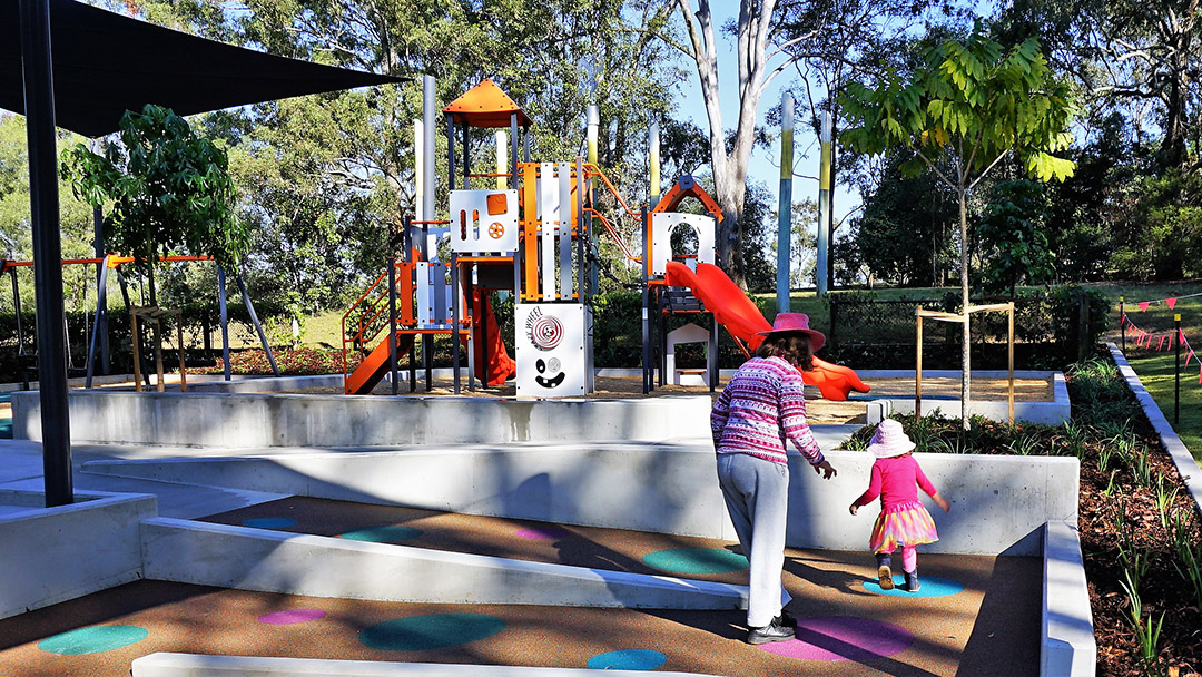 Teralba Park playground