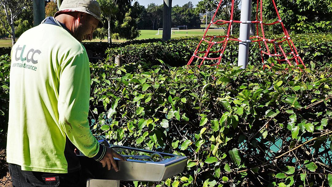 Teralba Park water tap