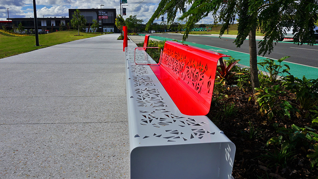 Eco Ripley Town Centre Parks and Public Spaces project by TLCC