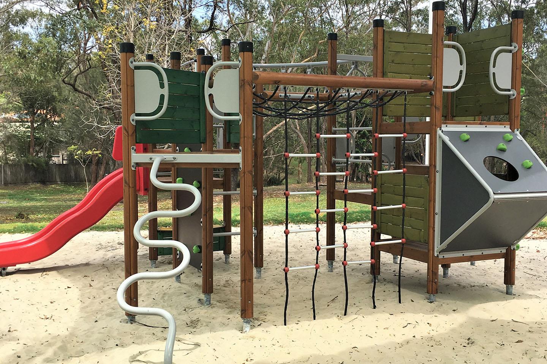 Wimborne Road Park Project by TLCC