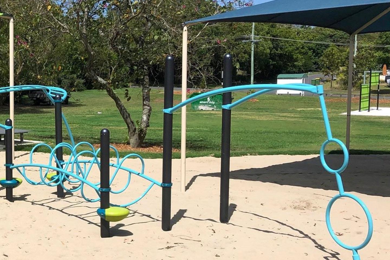 Park Upgrade David Parr Park by TLCC