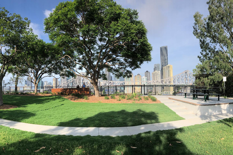 Wilson's Outlook Park Revitalisation by TLCC