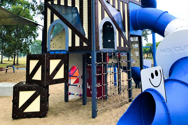 Raby Esplanade Park Upgrade project by TLCC